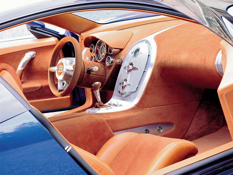 1999 Bugatti EB 18/4 Veyron Concept