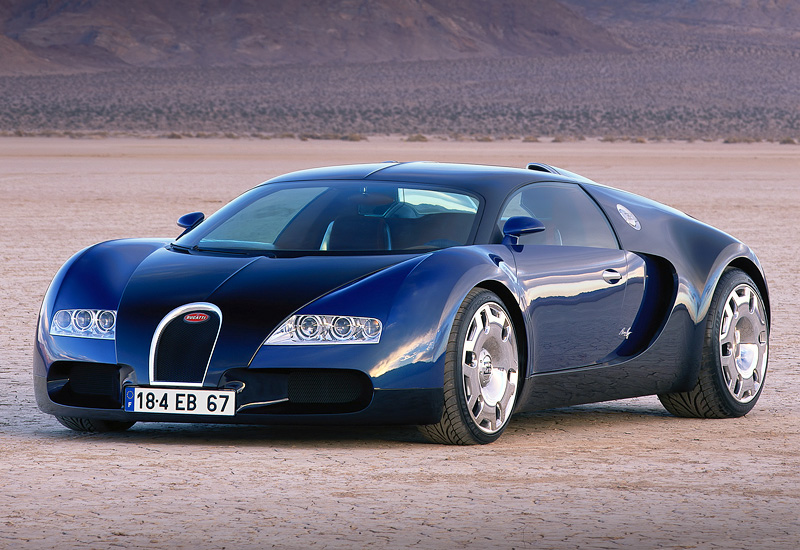1999 bugatti eb 18 4 veyron concept specifications photo price informati. Black Bedroom Furniture Sets. Home Design Ideas