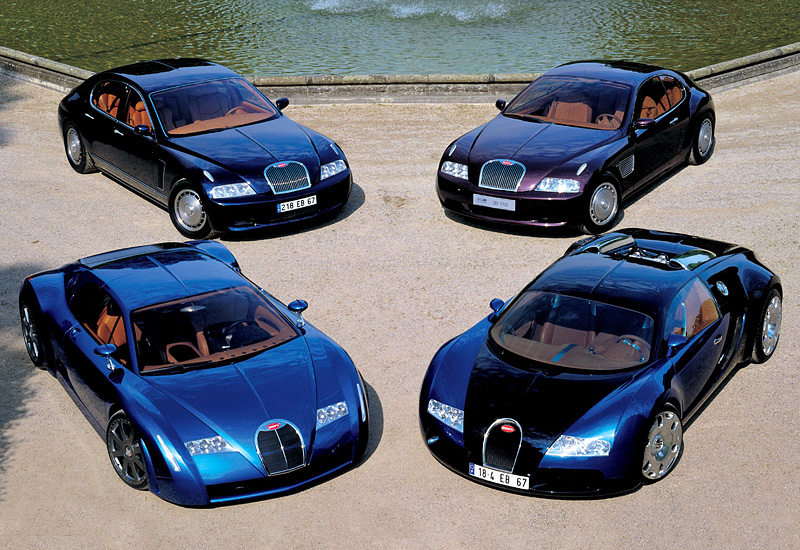 1999 bugatti eb 18 3 chiron concept specifications photo price informati. Black Bedroom Furniture Sets. Home Design Ideas