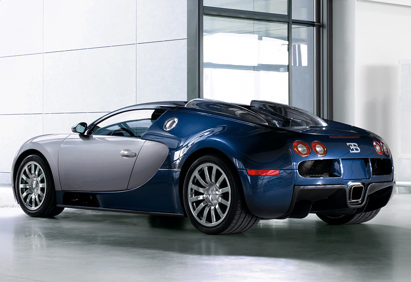 2005 bugatti veyron 16 4 specifications photo price information rating. Black Bedroom Furniture Sets. Home Design Ideas