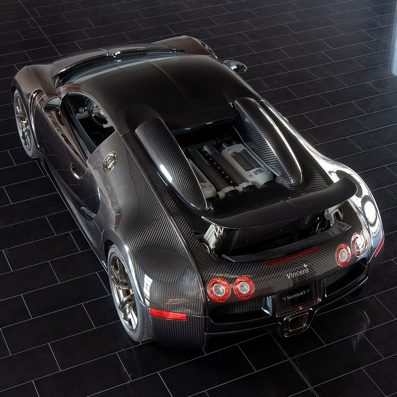 2009 bugatti veyron mansory linea vincero specifications. Black Bedroom Furniture Sets. Home Design Ideas