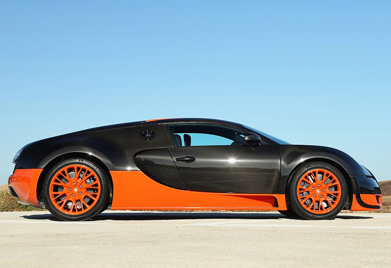 Top Car Ratings 2010 Bugatti Veyron 16 4 Super Sport