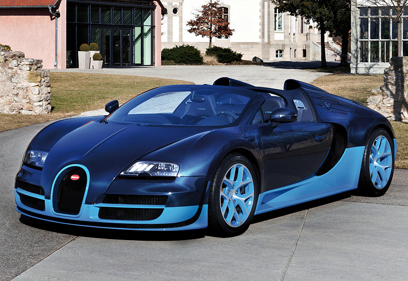 Bugatti veyron grand sport price