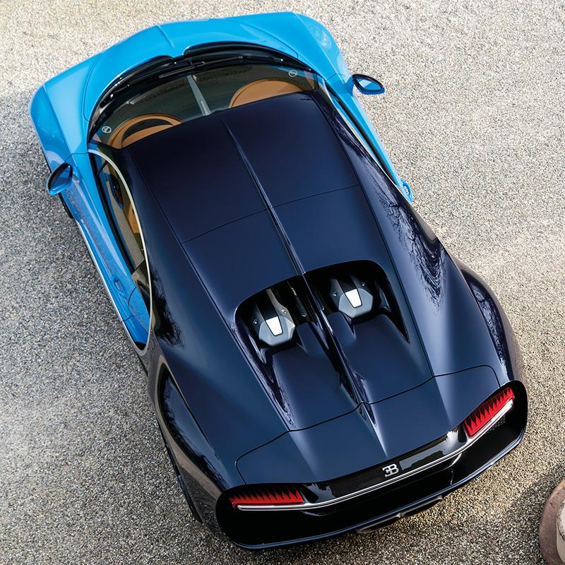 Bugatti Chiron Specs