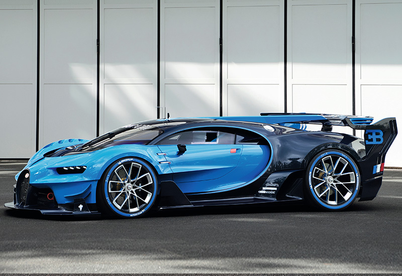 2016 bugatti vision gran turismo concept specifications. Black Bedroom Furniture Sets. Home Design Ideas