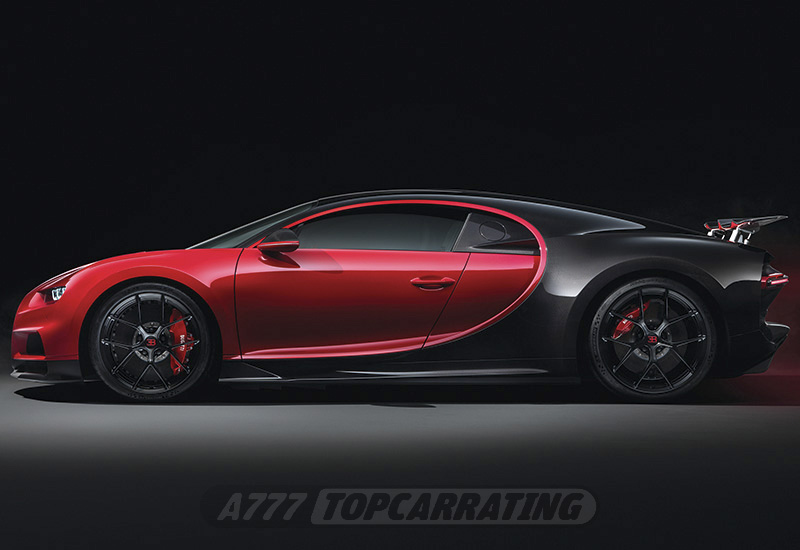200 Kph To Mph >> 2018 Bugatti Chiron Sport - specifications, photo, price, information, rating