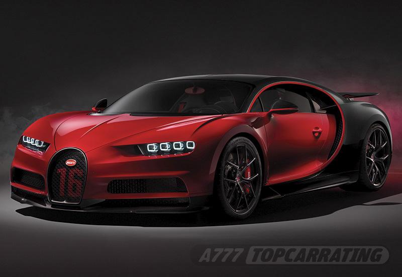 2018 Bugatti Chiron Sport - specifications, photo, price ...