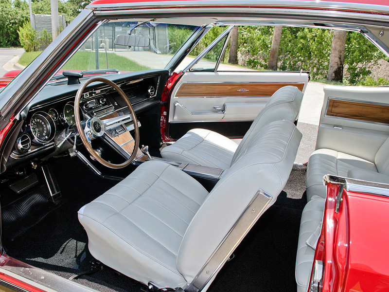 1965 Buick Riviera Gran Sport - specifications, photo ...