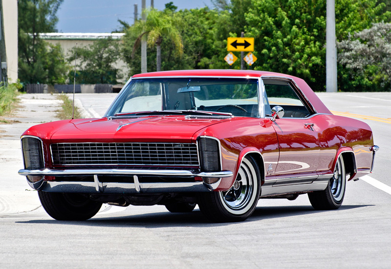100 Kph To Mph >> 1965 Buick Riviera Gran Sport - specifications, photo ...