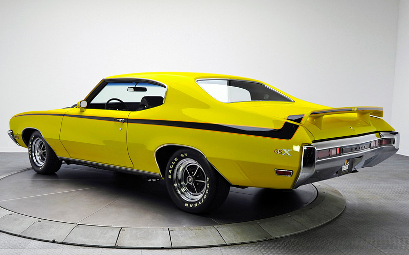 1970 Buick Gsx 455 Specifications Photo Price