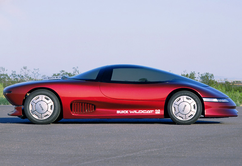 1985 Buick Wildcat Concept Specifications Photo Price