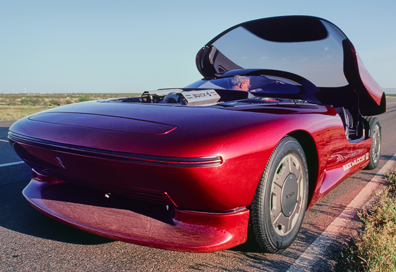 1985 Buick Wildcat Concept - specifications, photo, price ...