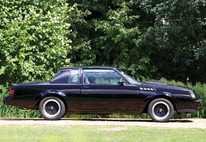 1987 Buick GNX (Regal Grand National)