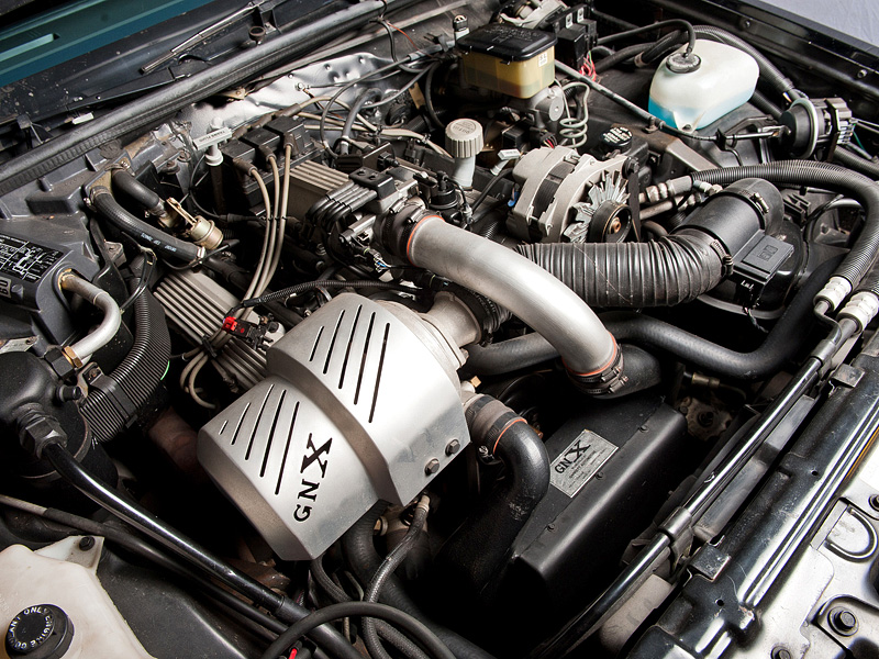 1987 Buick GNX - specifications, photo, price, information ...