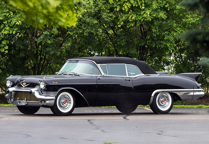 1957 cadillac eldorado biarritz - photo #20