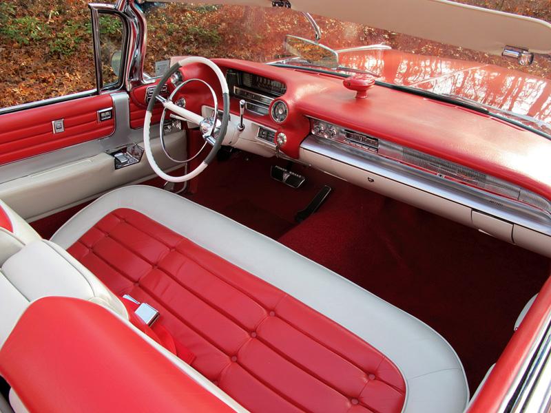 1959 Cadillac Eldorado Biarritz Specifications Photo