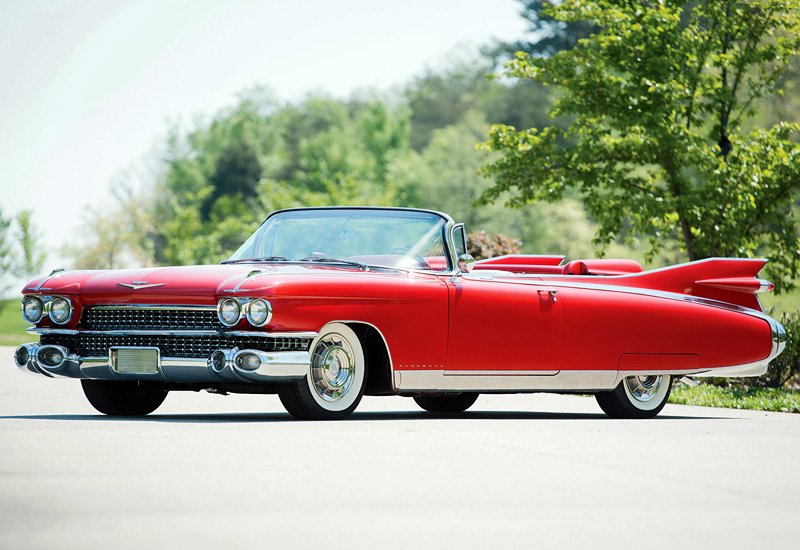 1959 Cadillac Eldorado Biarritz  specifications photo price