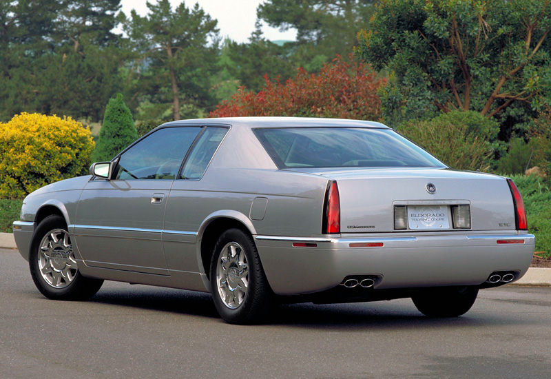 1995 Cadillac Eldorado Touring Coupe - specifications, photo, price