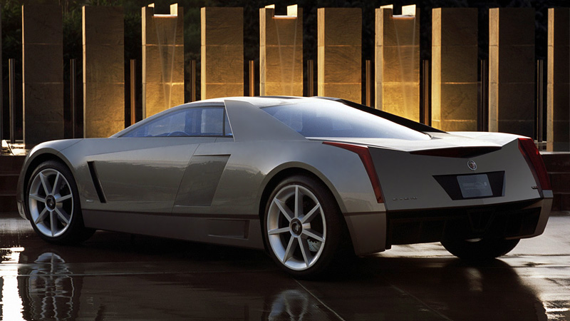2002 Cadillac Cien Concept - specifications, photo, price ...