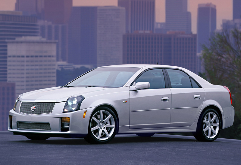 2003 cadillac cts v specifications photo price. Black Bedroom Furniture Sets. Home Design Ideas