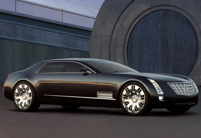 2003 Cadillac Sixteen Concept Specifications Photo