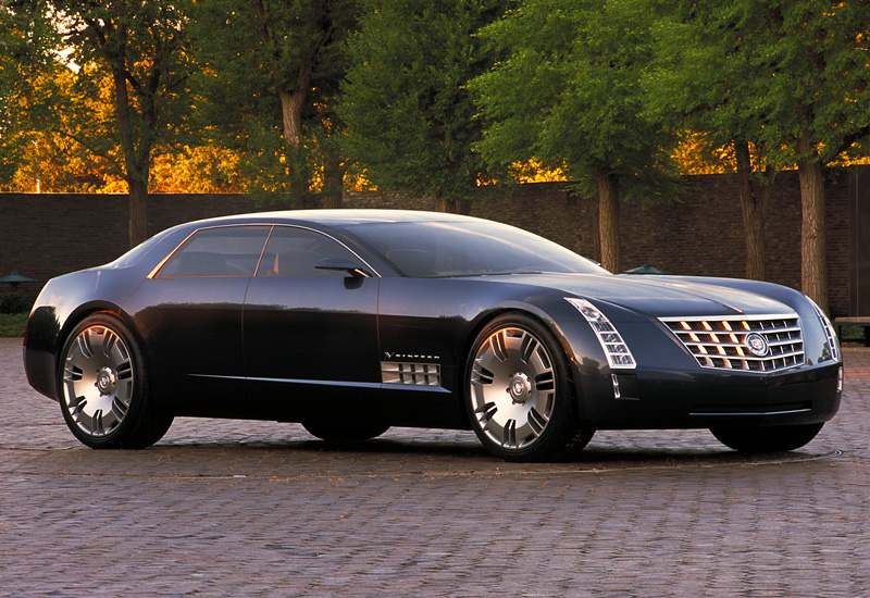 2003 Cadillac Sixteen Concept - specifications, photo, price ...