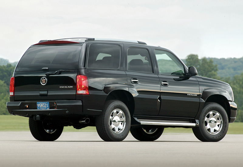 2004 cadillac escalade specifications photo price. Black Bedroom Furniture Sets. Home Design Ideas
