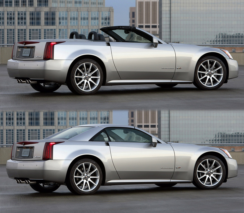 2006 cadillac xlr v specifications photo price. Black Bedroom Furniture Sets. Home Design Ideas