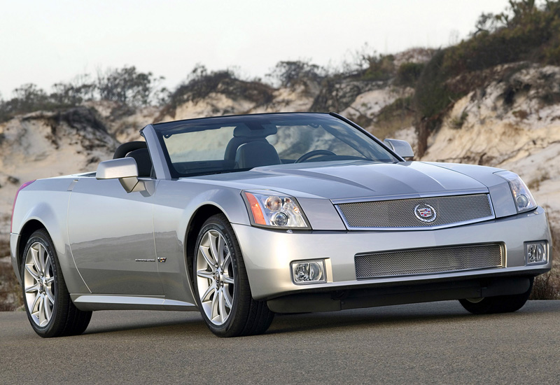 2006 Cadillac XLR-V - specifications, photo, price ...