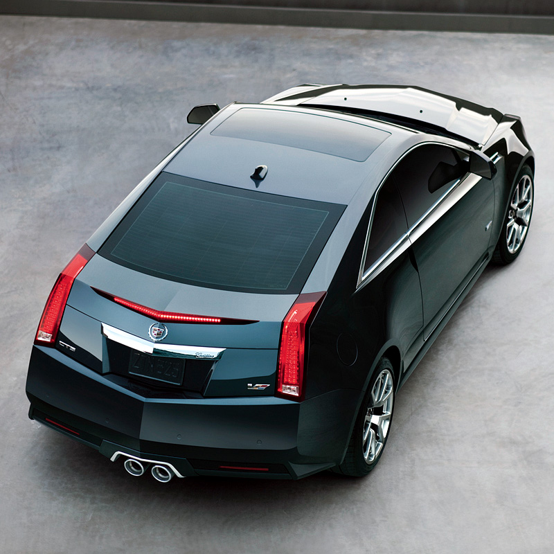 2011 Cadillac CTS-V Coupe - specifications, photo, price ...
