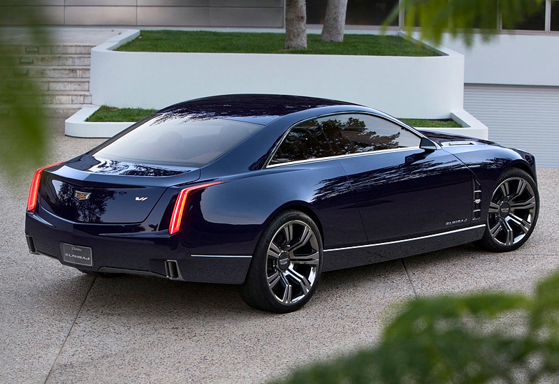 Cadillac Elmiraj Price >> 2013 Cadillac Elmiraj Concept Coupe - specifications, photo, price, information, rating