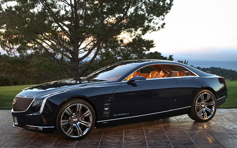 2013 Cadillac Elmiraj Concept Coupe Specifications