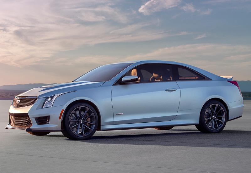 Cadillac Ats V Coupe >> 2016 Cadillac Ats V Coupe Specifications Photo Price
