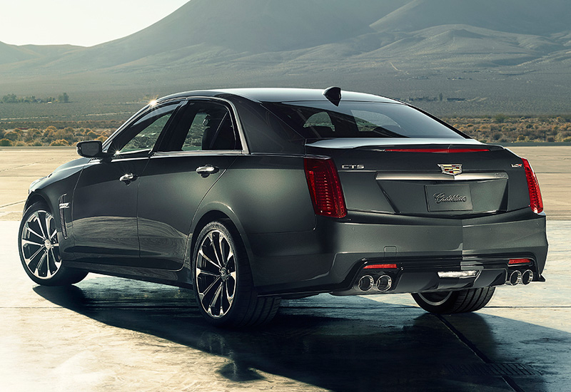 2015 Cadillac Cts V Specifications Photo Price