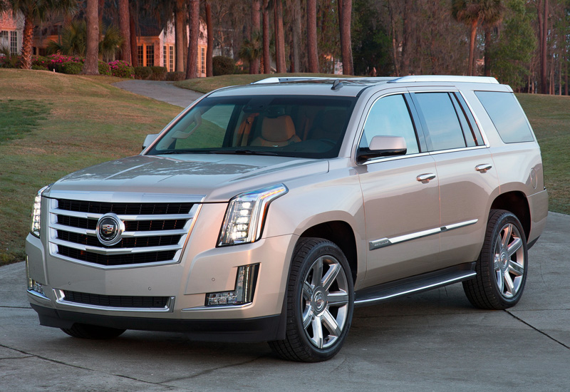 2015 cadillac escalade specifications photo price information rating. Black Bedroom Furniture Sets. Home Design Ideas
