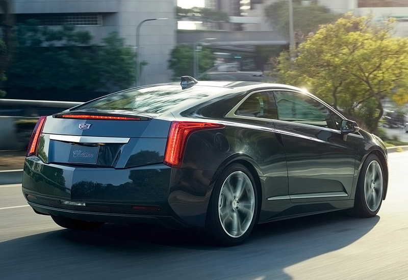 2016 cadillac elr specifications photo price information rating. Black Bedroom Furniture Sets. Home Design Ideas