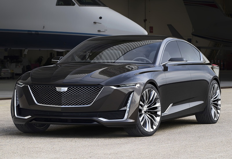 2016 cadillac escala concept specifications photo price information rating