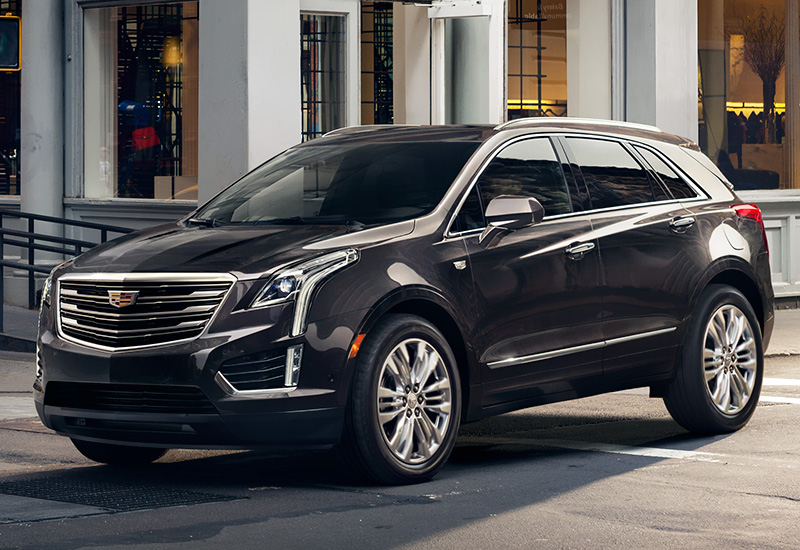 2017 Cadillac Xt5 Specifications Photo Price