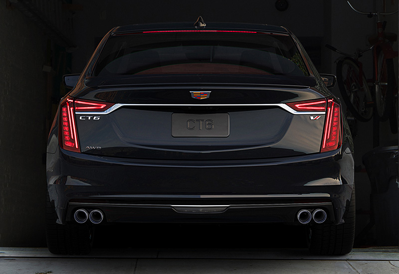 2019 Cadillac Ct6 V Specifications Photo Price
