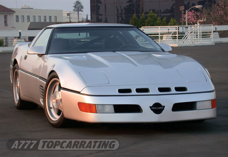 1988 Callaway SledgeHammer Corvette C4 Twin Turbo ...