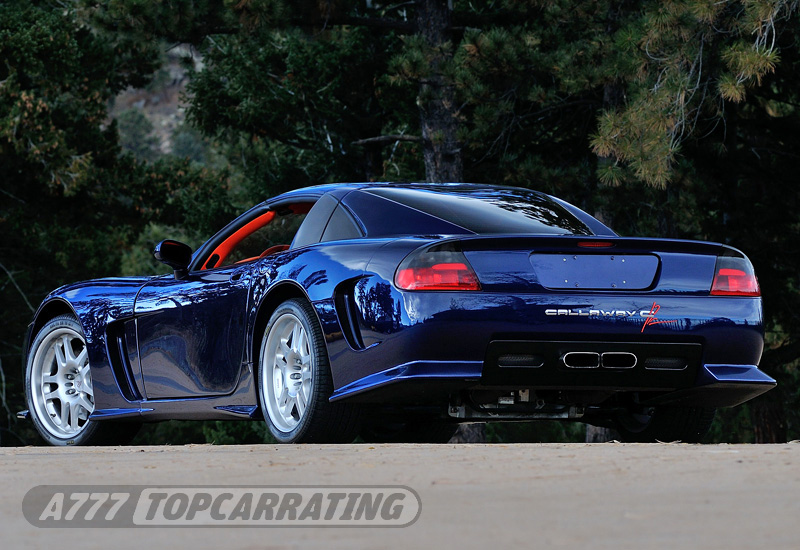 100 Kph To Mph >> 1998 Callaway C12 - specifications, photo, price, information, rating