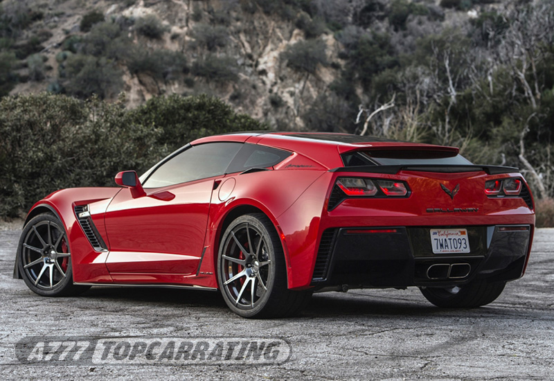 100 Kph To Mph >> 2017 Callaway Corvette SC757 AeroWagen - specifications, photo, price, information, rating