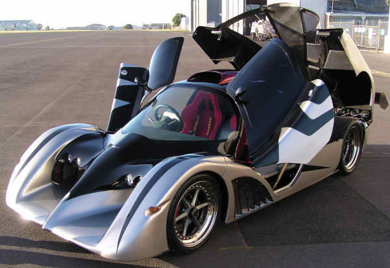 200 Kph To Mph >> 2006 Carbontech Redback Spyder - specifications, photo, price, information, rating