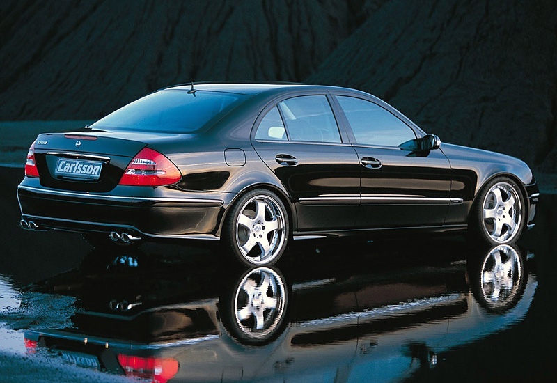 2002 carlsson ck55 rs mercedes benz e 55 amg (w211) specifications2002 carlsson ck55 rs mercedes benz e 55 amg (w211) specifications, photo, price, information, rating