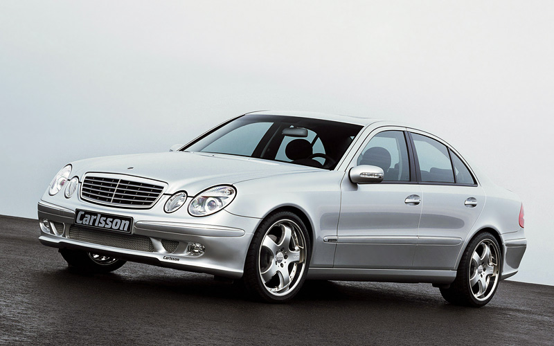2002 Carlsson CK55 RS MercedesBenz E 55 AMG W211  specifications, photo, price, information