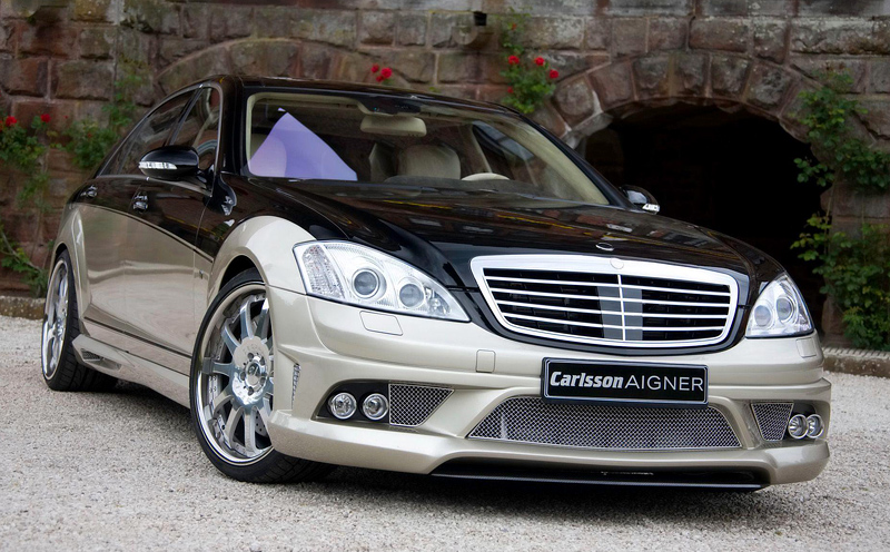 2008 carlsson aigner ck65 rs blanchimont specifications for Mercedes benz w221 price