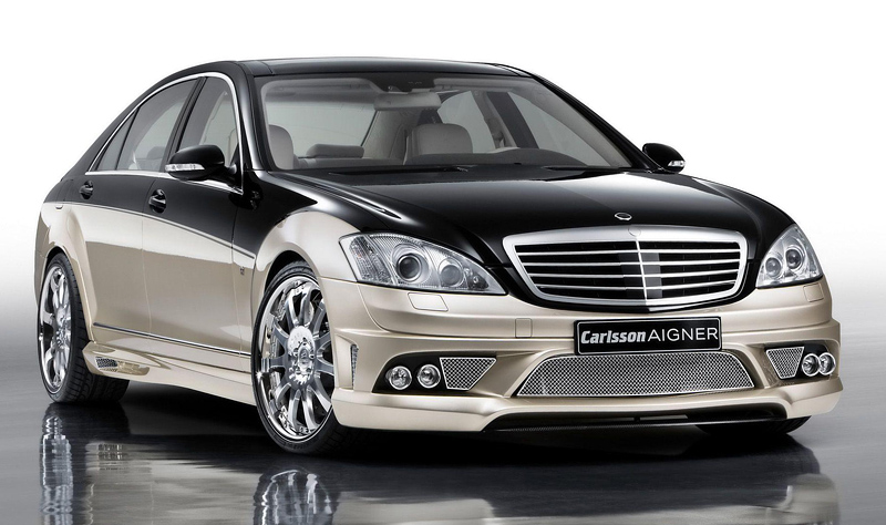 2008 Carlsson Aigner CK65 RS Blanchimont