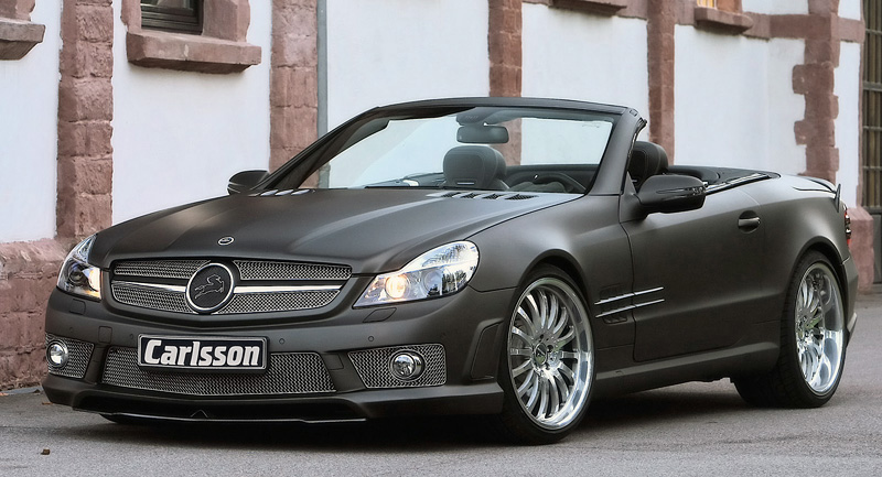 2009 Carlsson CK63 RS MercedesBenz SL 63 AMG  specifications, photo, price, information, rating
