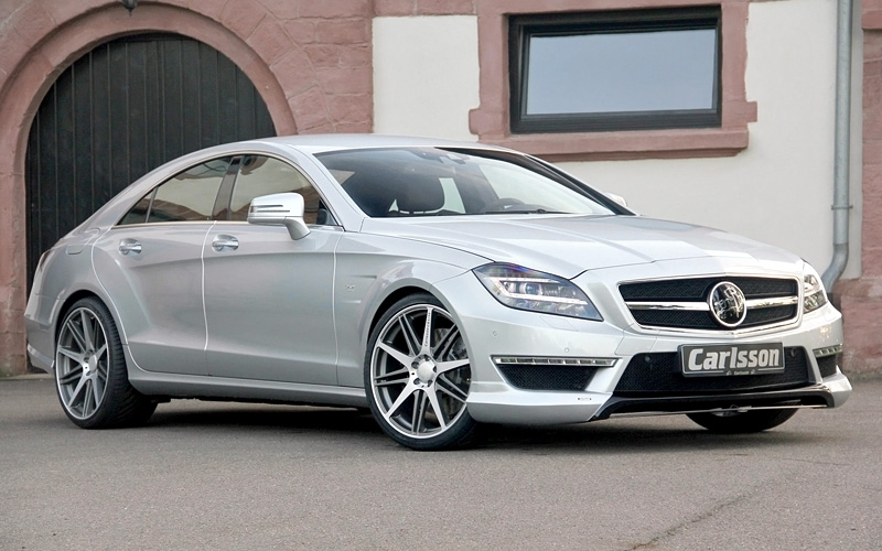 2011 Carlsson CK63 RS MercedesBenz CLS 63 AMG  specifications, photo, price, information, rating