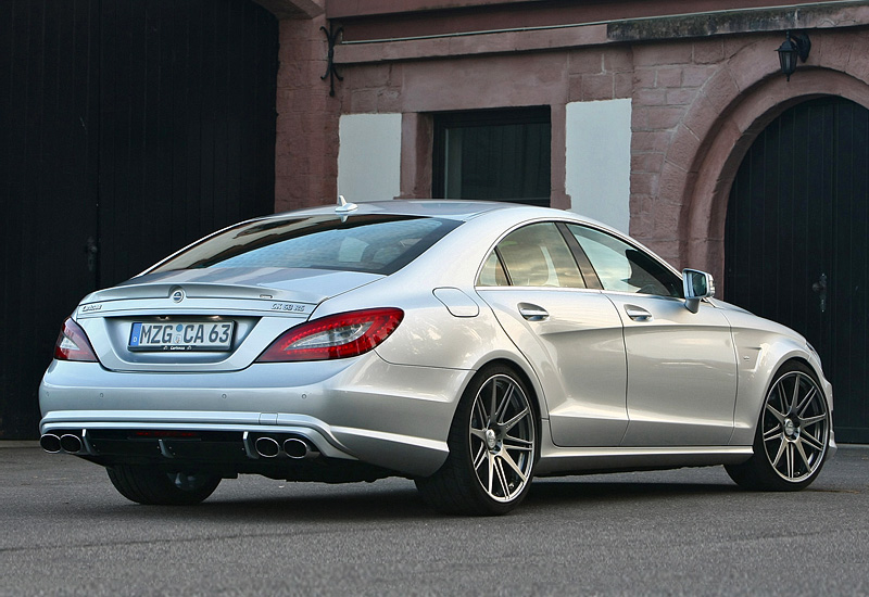 2013 Carlsson Ck63 Rsr Mercedes Benz Cls 63 Amg Specifications Photo Price Information Rating